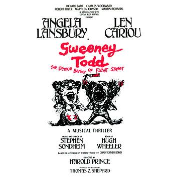 SWEENEY TODD (1979)