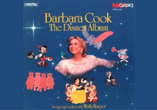 Barbara Cook – The Disney Album