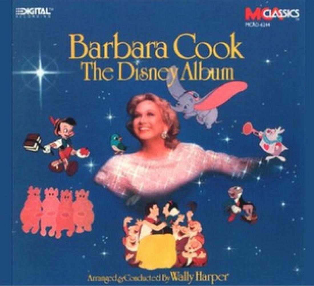 Barbara Cook – The Disney Album