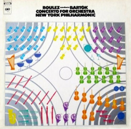 BARTOK: CONCERTO FOR ORCHESTRA WITH PIERRE BOULEZ AND THE NEW YORK PHILHARMONIC (1973)