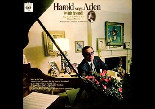 Harold Sings Arlen