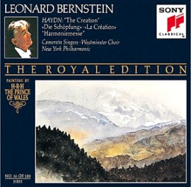 HAYDN: THE CREATION WITH BERNSTEIN AND THE NEW YORK PHILHARMONIC (1968)