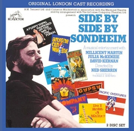 Side by Side Sondheim, London Recording (1976)