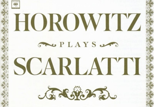 Horowitz plays Scarlatti